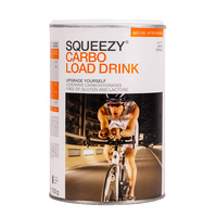 Squeezy Carbo Load Drink 500g Lemon