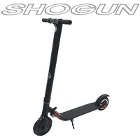 Shogun E-Scooter ES40 Electric Foldable Scooter with Suspension