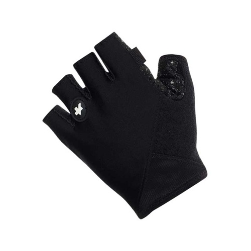 Assos Summer Gloves s7 Black Volkanga