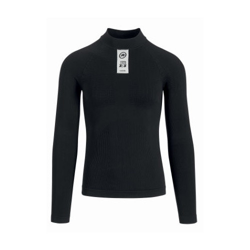 Assos Skinfoil Long Sleeve Winter Black