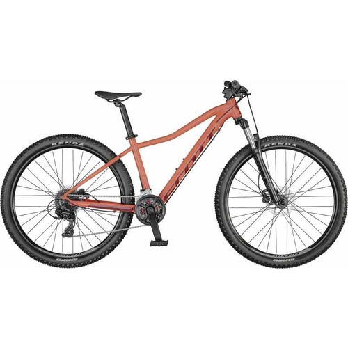 2021 Scott Bike Contessa Active 50 Brick Red