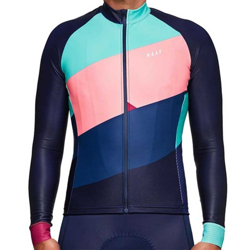 MAAP Detour Winter Long Sleeve Jersey