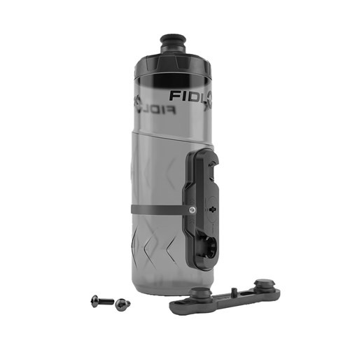 Fidlock Drink Bottle Twist Bike Base Set Black 600ml