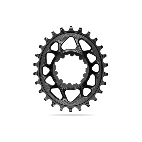 absoluteBLACK Oval Premium SRAM DM GXP NW Chainring - 6mm Offset