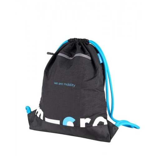 Micro Gym Bag [Colour: Black] [Size: Medium]