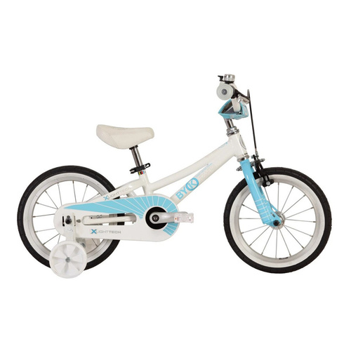ByK E-250 Girls Sky Blue Kids Bike