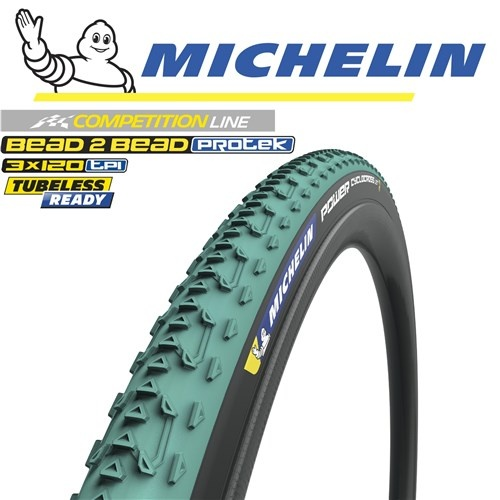 Michelin Power Cyclocross Jet 700x33C Foldable Tyre