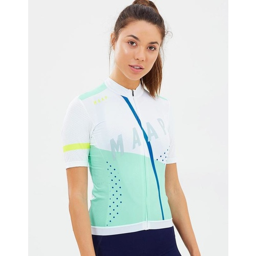 Maap Womens Element Pro Hex Jersey - White