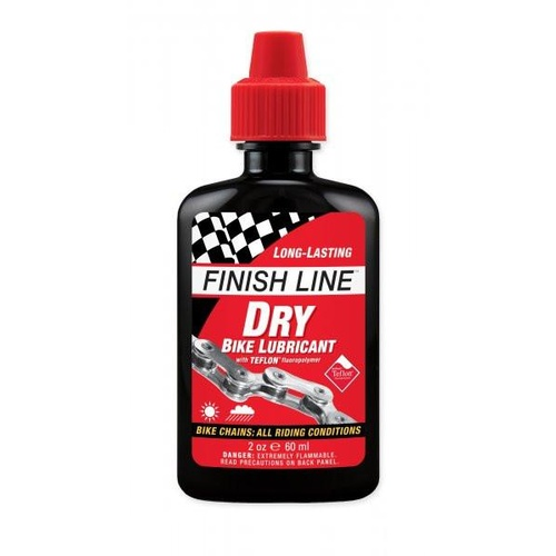 Finish Line DRY Lube with Teflon® fluoropolymer
