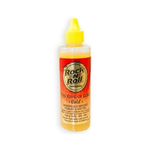 Rock N Roll Gold Bicycle Chain Lube